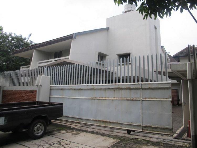 Kondisi Rumah Kentang Dharmawangsa