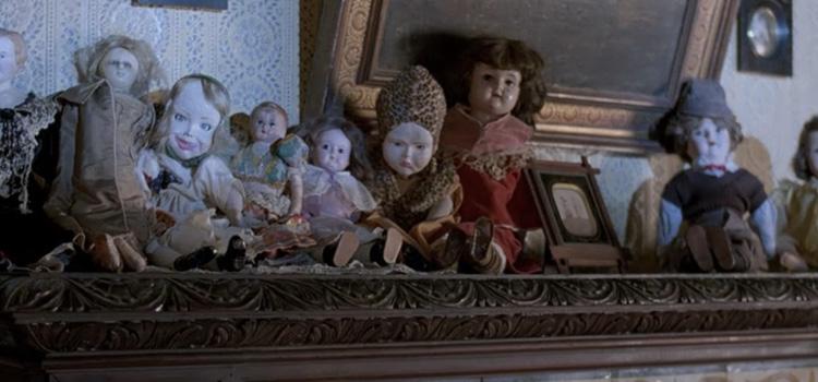 Boneka Seram