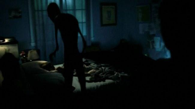 Hantu didalam kamar