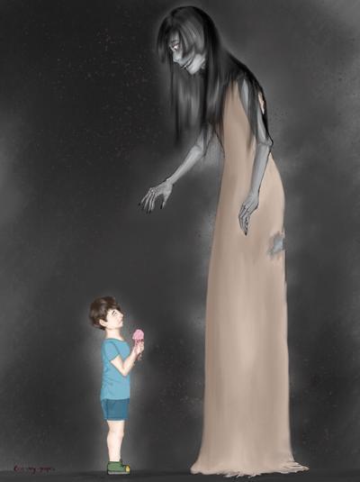 Legenda Urban Wanita 8 kaki