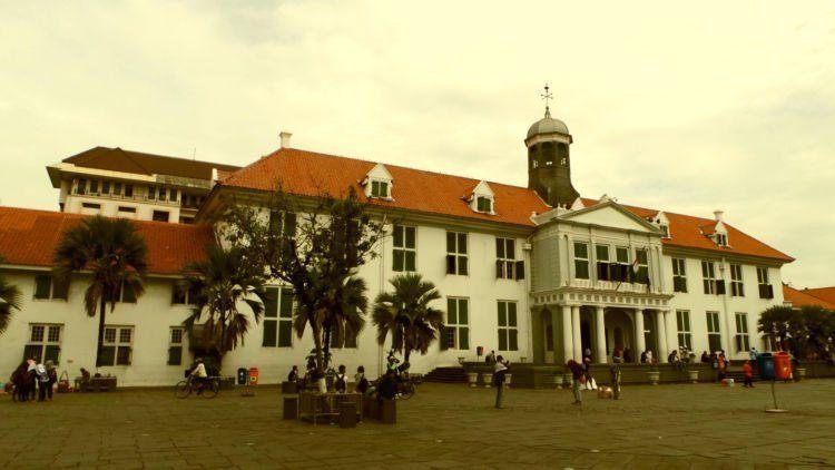 Museum Fatahillah Kota Tua Jakarta