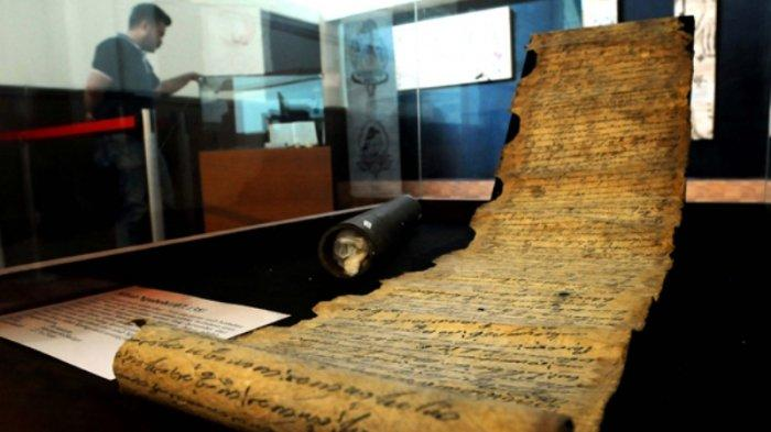 Naskah Kuno Bujangga Manik
