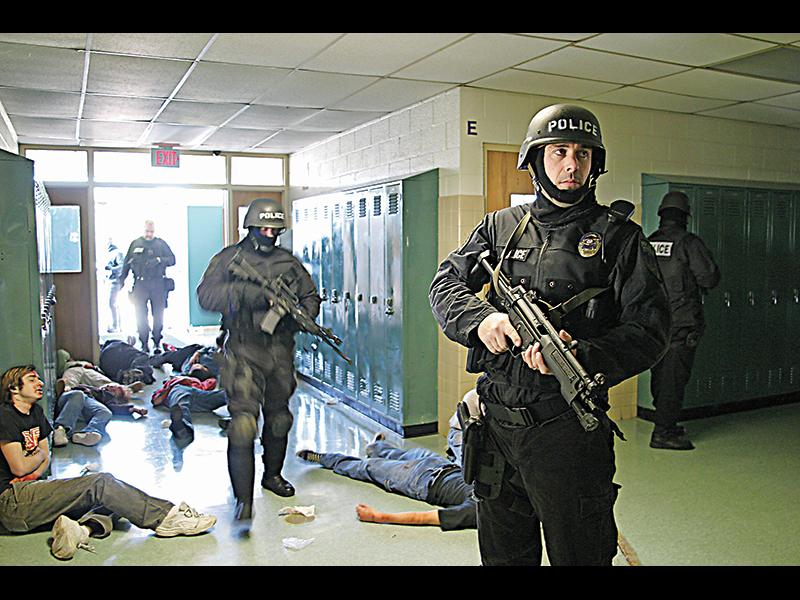 Penembakan di Sekolah