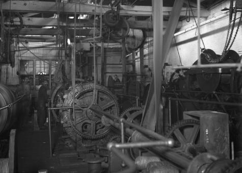 Ruangan Mesin