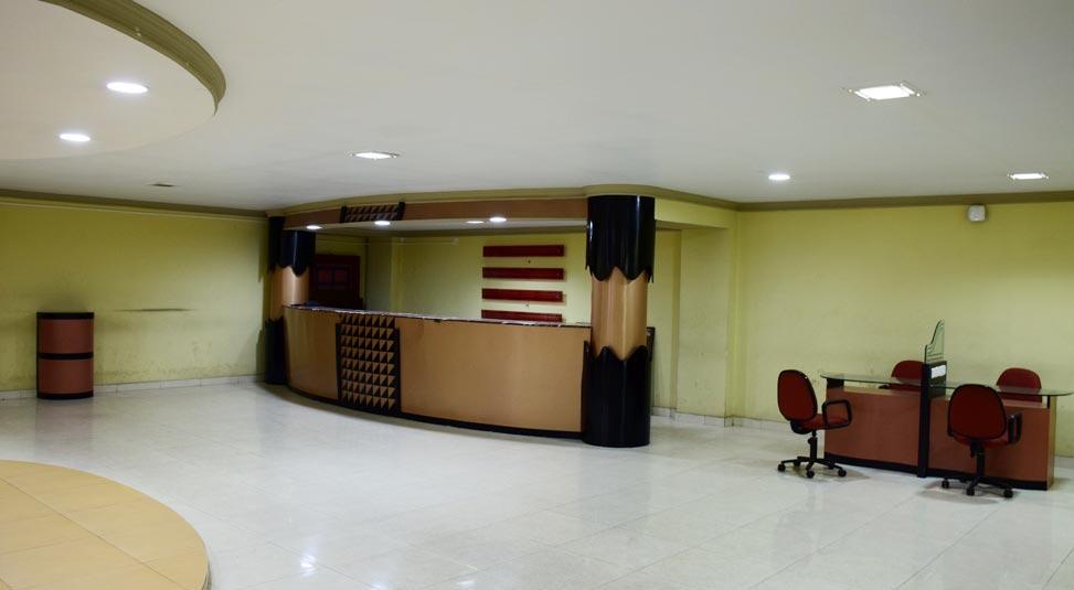 Ruangan Resepsionis