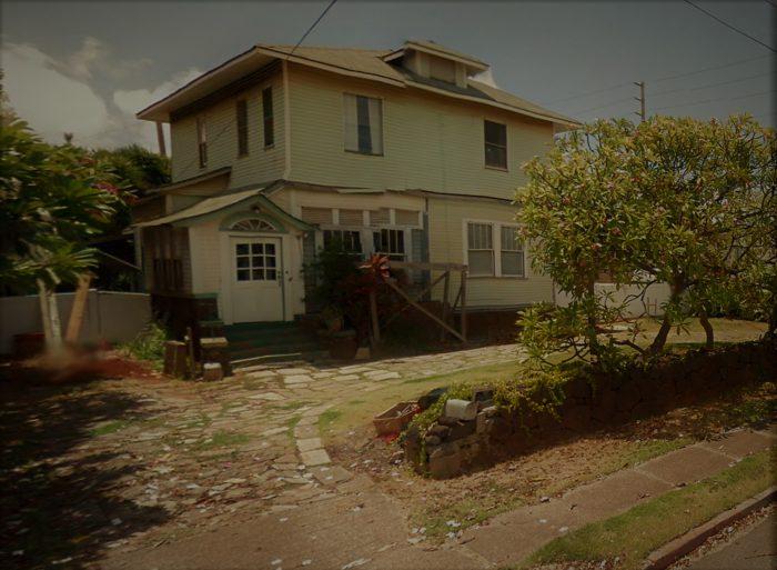Rumah Kaimuki Hawaii