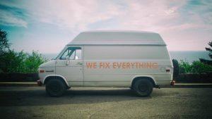 We Fix Everything Van