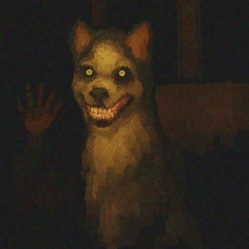 Anjing menggerogoti Luka