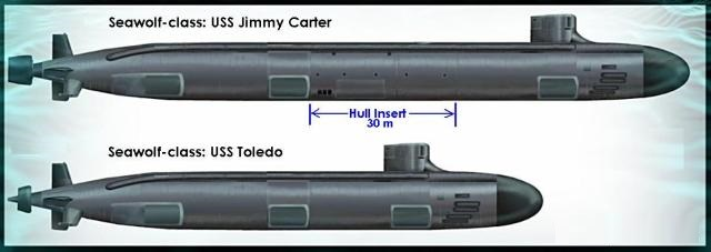 Kapal Selam USS Jimmy Carter Penyebab Tsunami Aceh