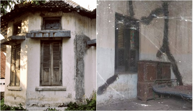 Ruangan Terlarang di Rumah Pocong Sumi