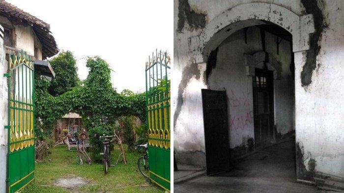 Rumah Pocong Sumi Angker