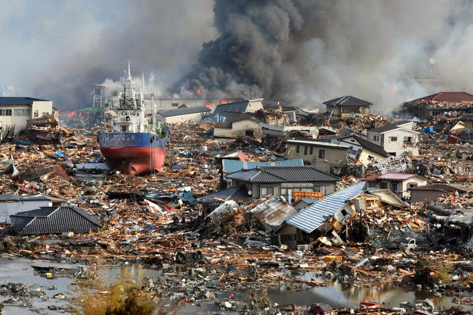 Tragedi Tsunami Aceh