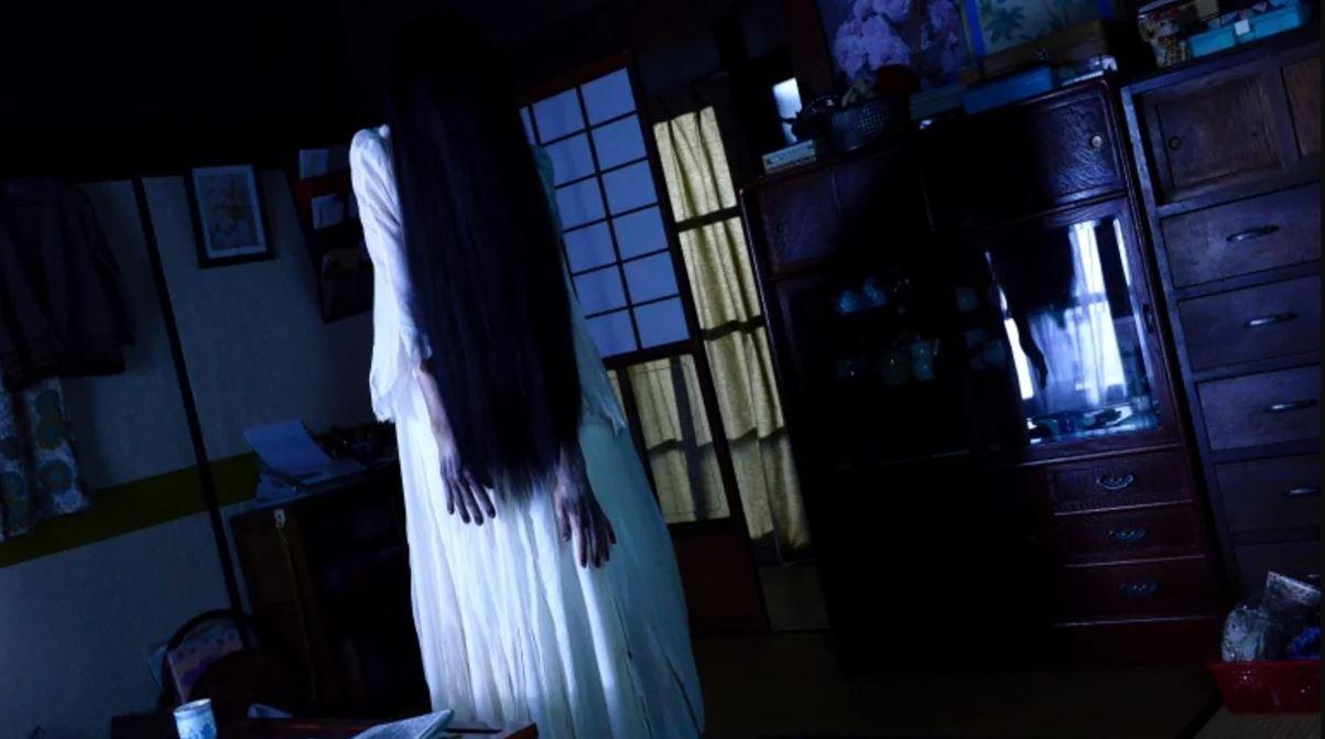 Angkernya Rumah Hantu Saeki