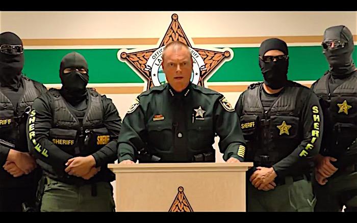 Pengumuman Dari Sang Sheriff