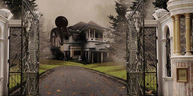 Misteri Rumah Gurita Pasteur, Bandung