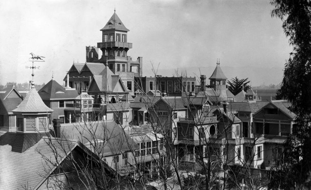 Misteri Rumah Hantu Winchester Dengan Arsitektur Anehnya