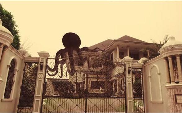 Seramnya Rumah Gurita
