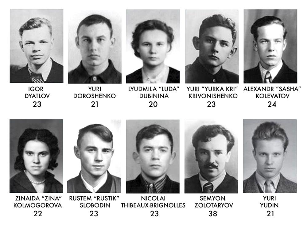 Anggota Pendaki Gunung Ural