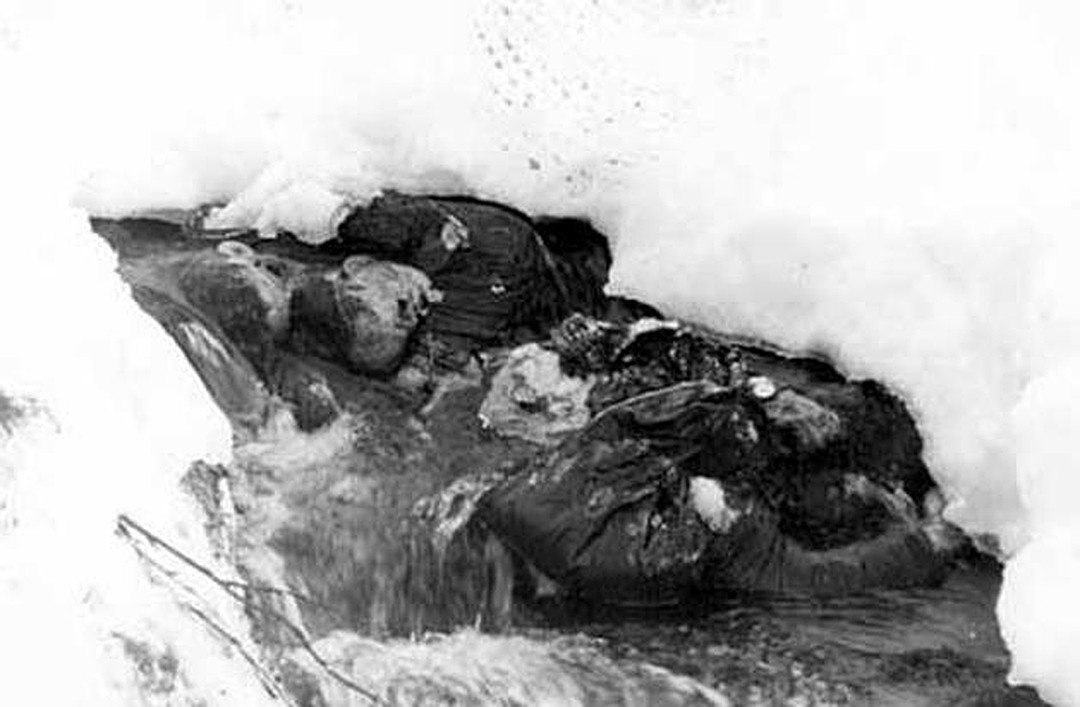 Mayat Para Pendaki Yang Barhasil Ditemukan