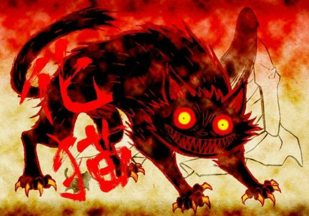 Bakeneko Legenda Kucing Iblis Pemakan Manusia