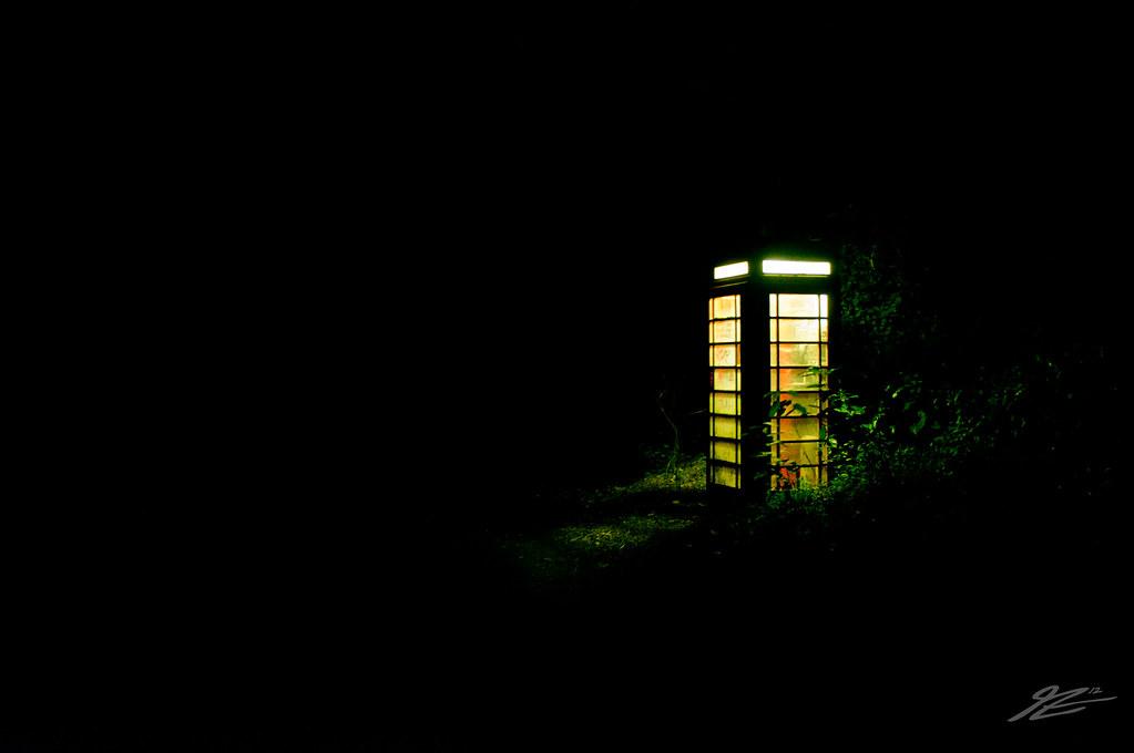 Bilik Telepon