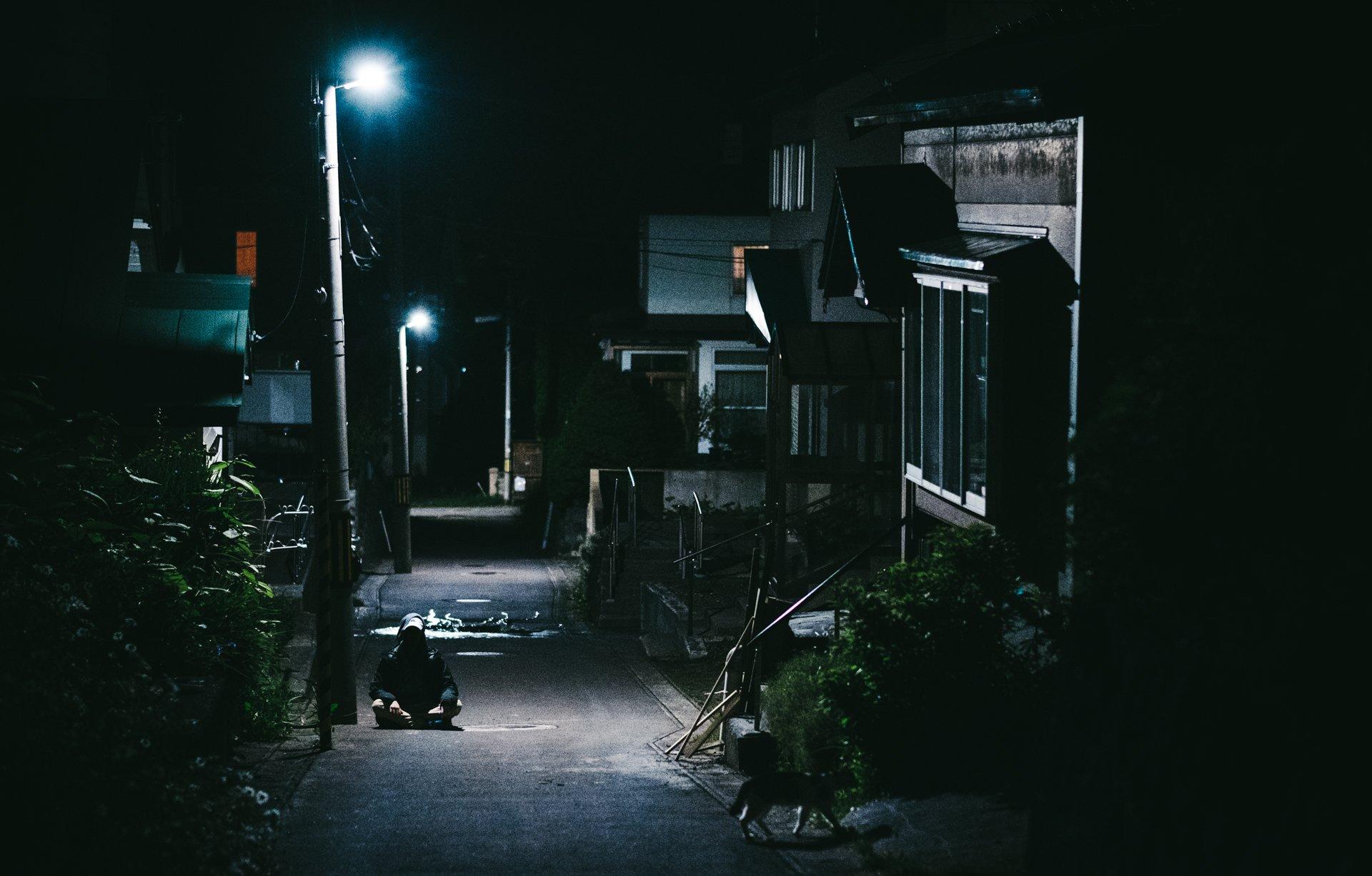 Jalanan Menyeramkan di Jepang