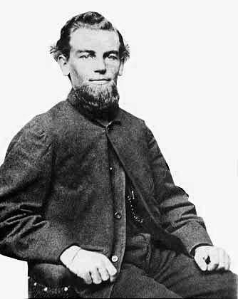 Kapten Benjamin Spooner Briggs