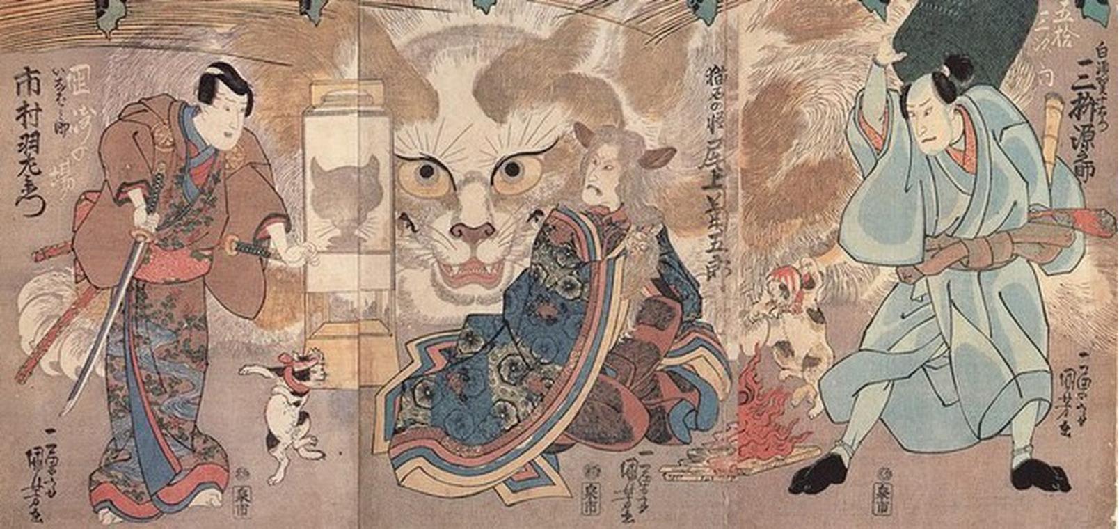 Kucing Setan Nabeshima