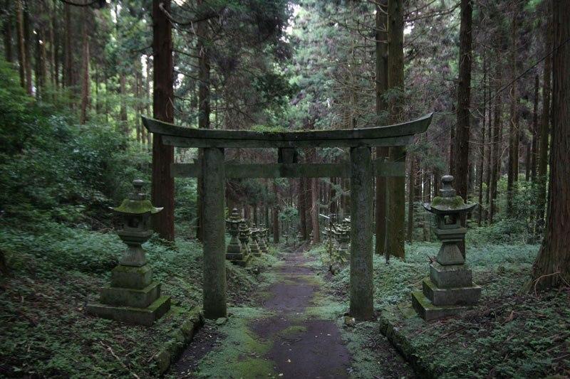 Kuil di Jepang
