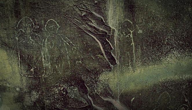 Lukisan Alien Gua Kontilola