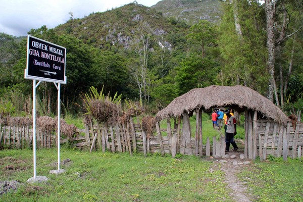 Objek Wisata Kontilola Yang Menakjubkan