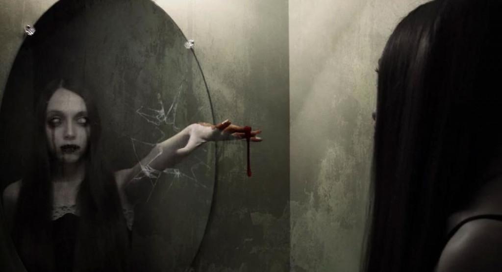 Bloody Mary, Legenda Urban Sang Hantu Cermin