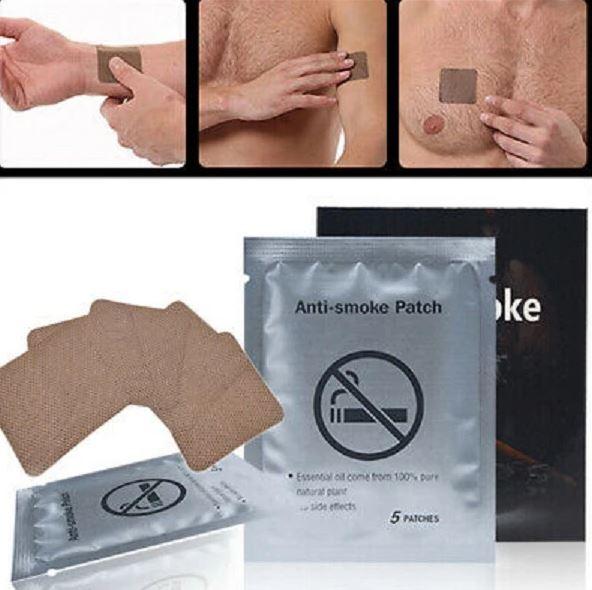 Nicotine or Smoking Patch untuk Anti Rokok