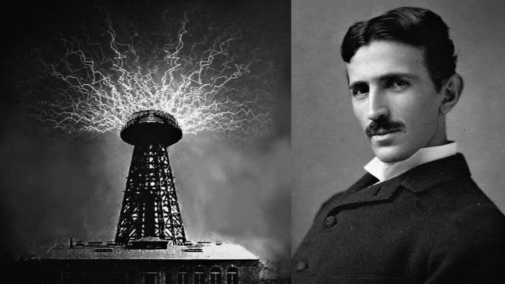 Rancangan Tesla Death Ray