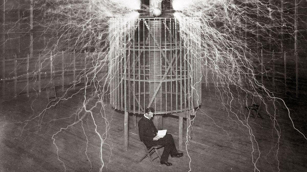 Tesla Death Ray Menurut Nikola Tesla