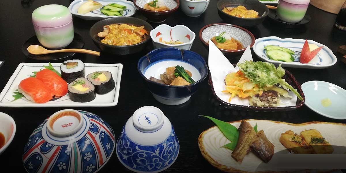 Makanan Enak Jepang