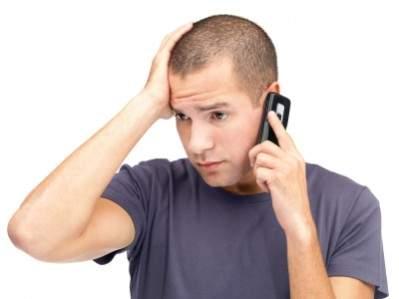 Orang Sedang Menelepon 1