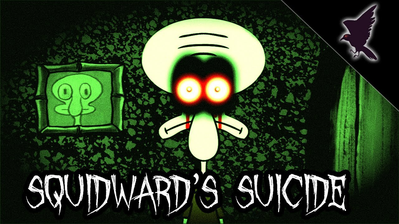CreepyPasta Squidward