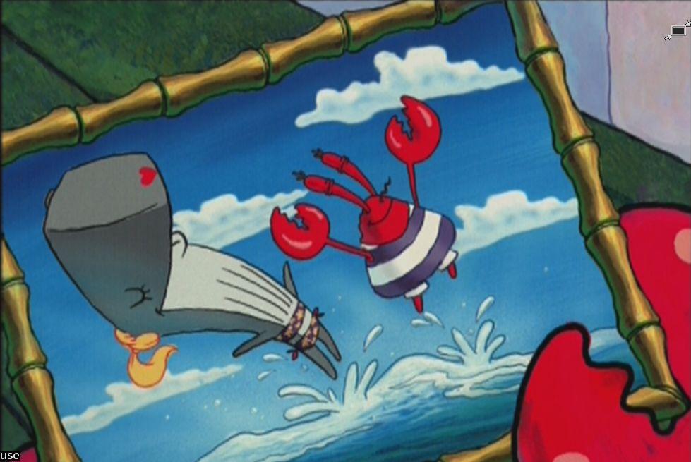 CreepyPasta Tuan Krabs dan Asal Usul Pearl