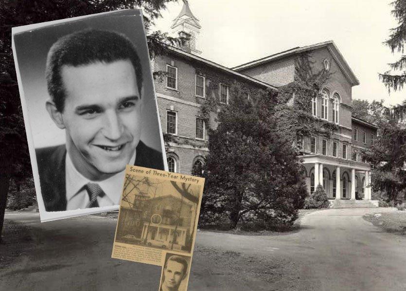 Misteri Hilangnya Ronald Henry Tammen Jr.