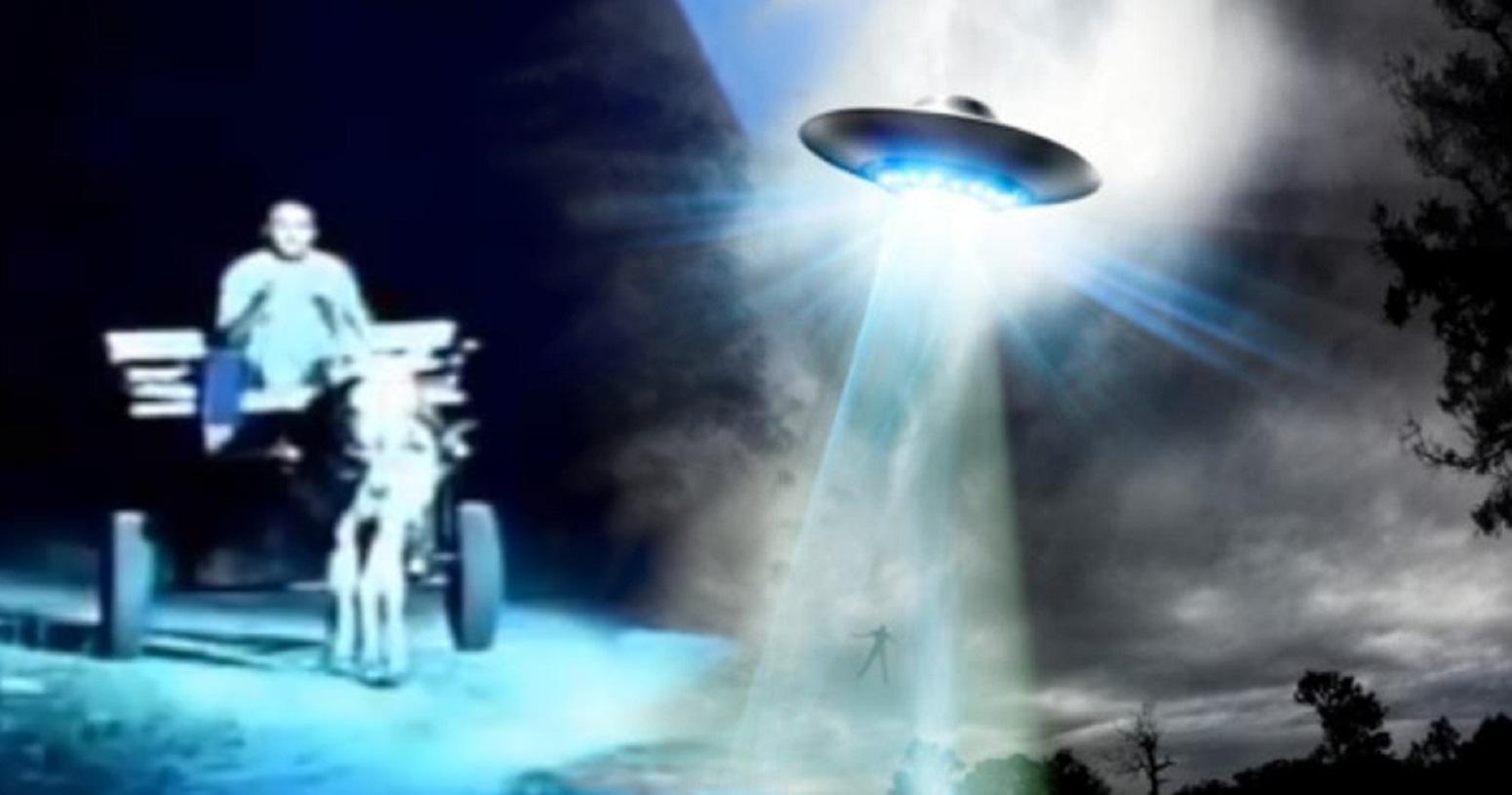 Penemuan UFO yang Berujung Kematian