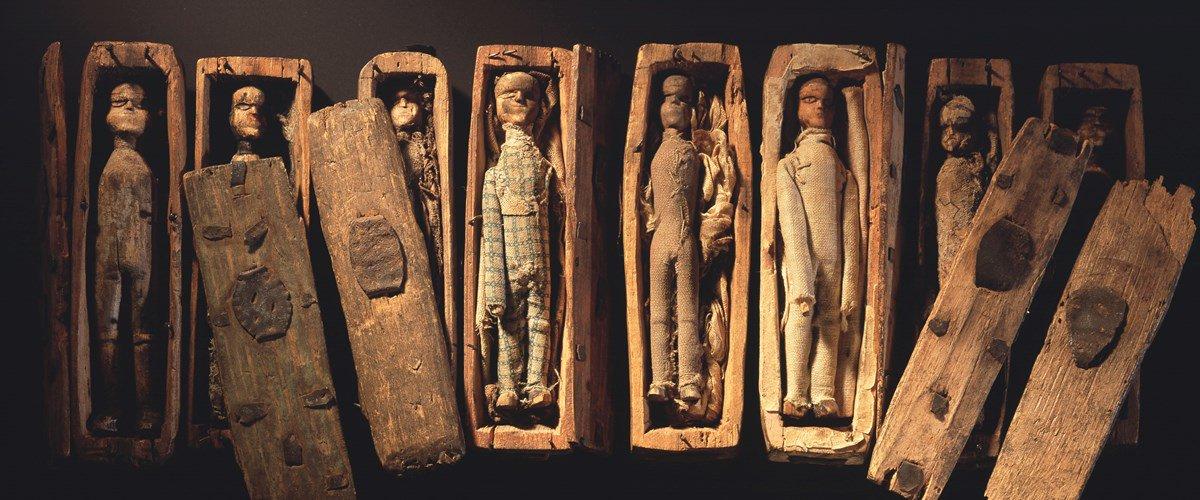 Peti Mati Skotlandia yang Aneh dan Penuh Misteri
