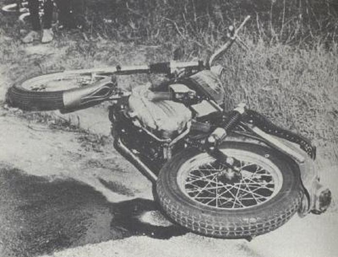 Kecelakaan Duane Allman