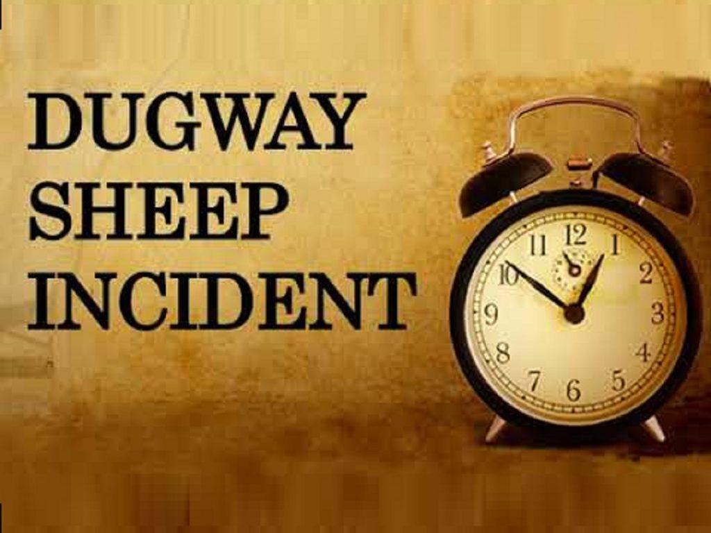 Konspirasi dan Misteri Kelam Insiden Domba Dugway