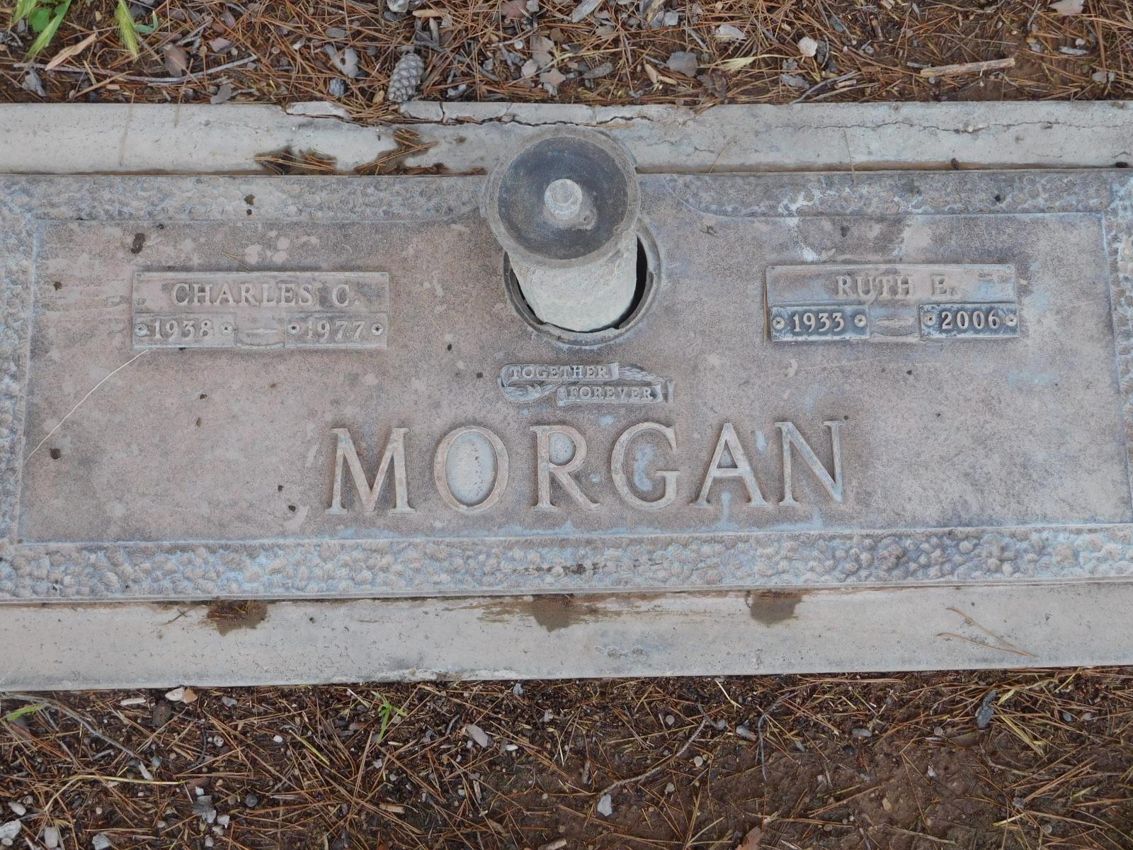 Kuburan Charles Curtis Morgan