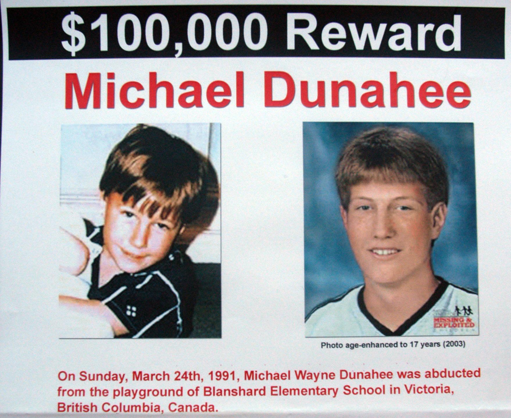 Misteri Hilangnya Michael Dunahee