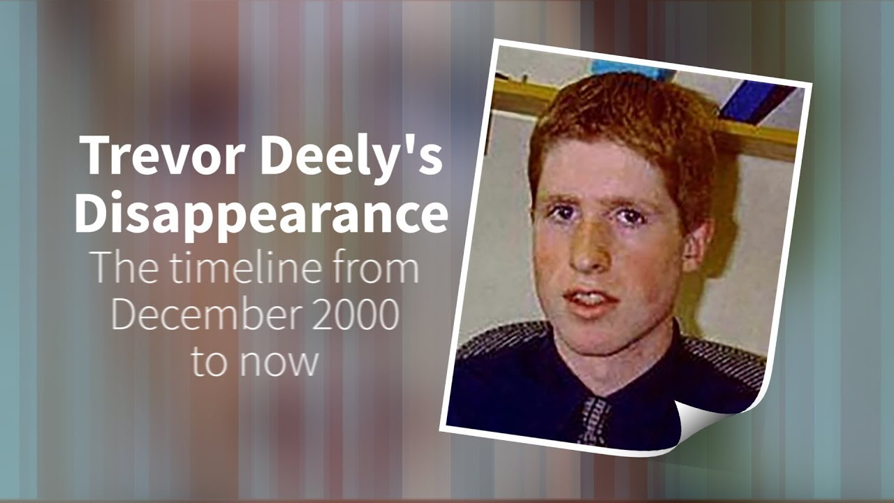 Misteri Kasus Menghilangnya Trevor Deely