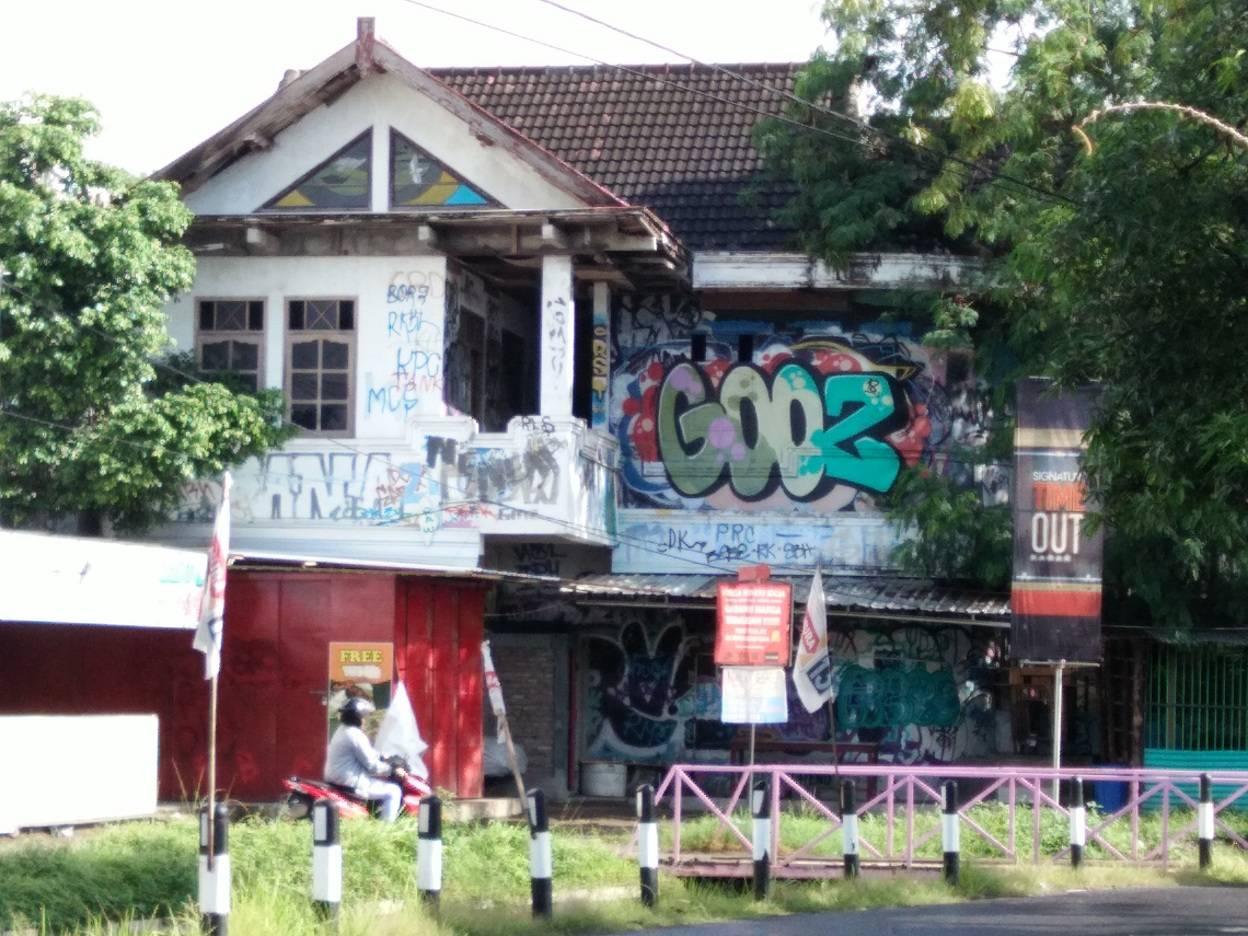 Hantu Mahasiswi Cantik di Rumah Kost Angker Gejayan