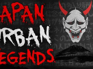 Japan Urban Legends