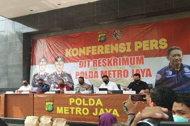 Konfersi Pers kasus Yodi Prabowo